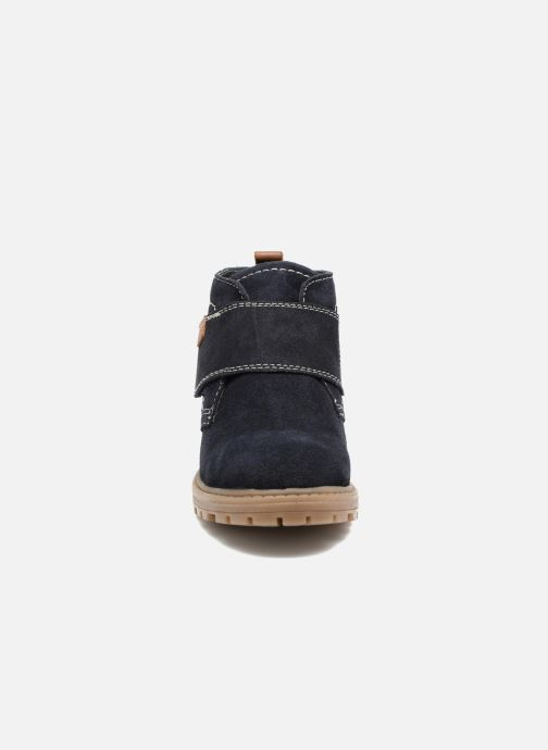 Bottines et boots Gioseppo 41478 Bleu vue portées chaussures