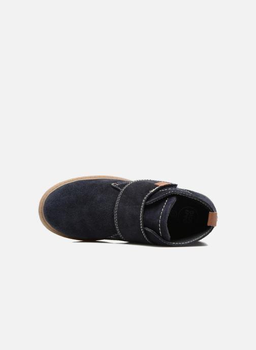 Bottines et boots Gioseppo 41478 Bleu vue gauche