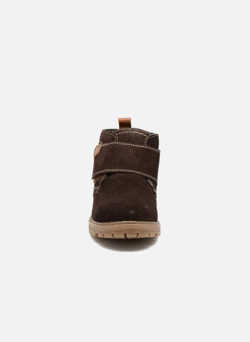 Bottines et boots Gioseppo 41478 Marron vue portées chaussures