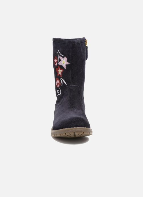 Boots & wellies Gioseppo 41581 Blue model view