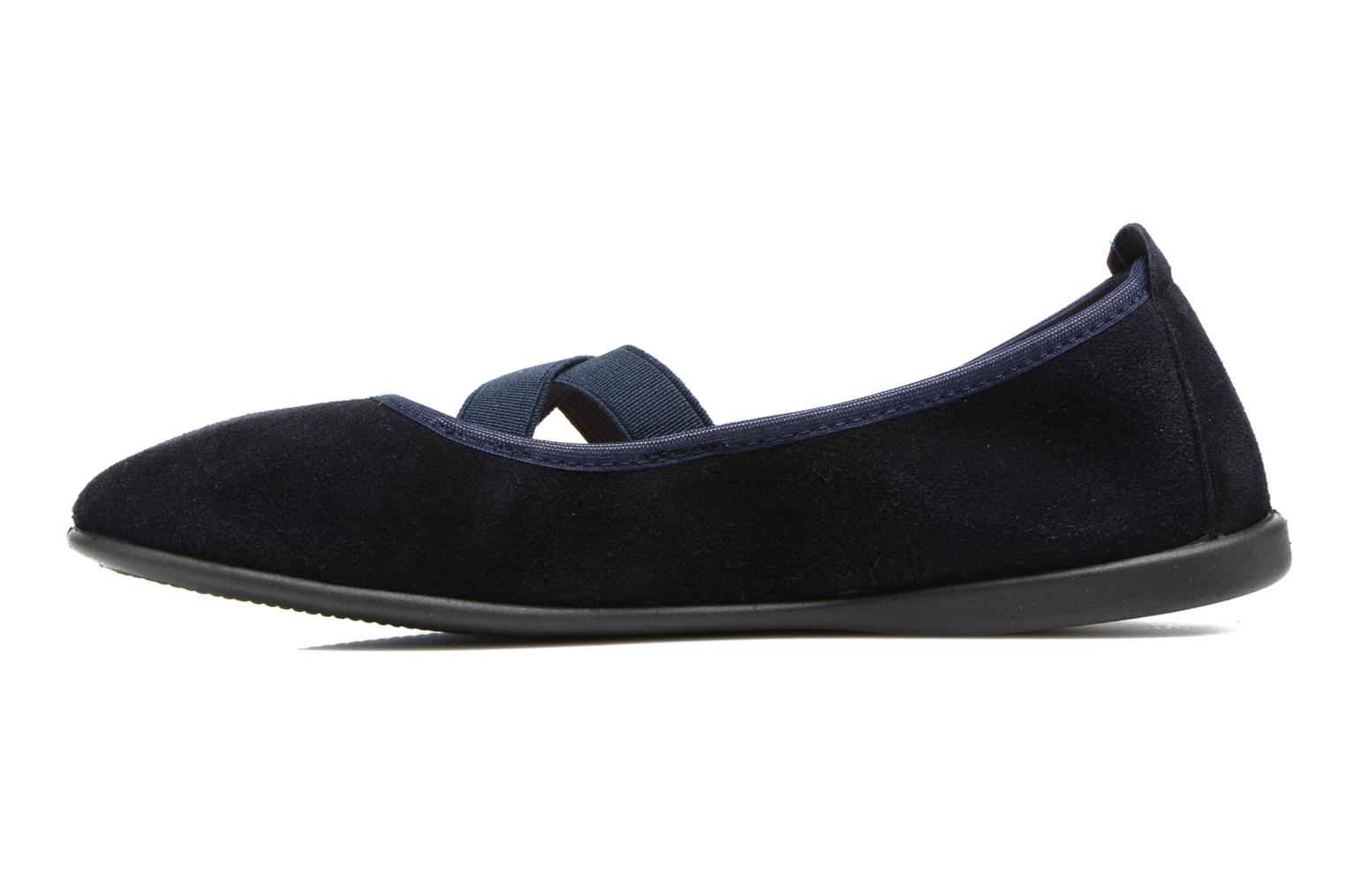 Ballet pumps Gioseppo 41621 Blue front view