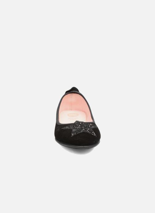 Ballerines Gioseppo 41630 Noir vue portées chaussures