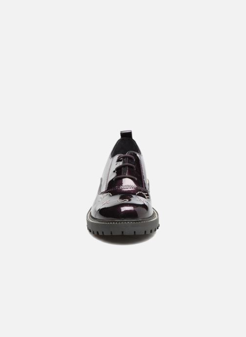 Zapatos con cordones Gioseppo 41567 Violeta      vista del modelo