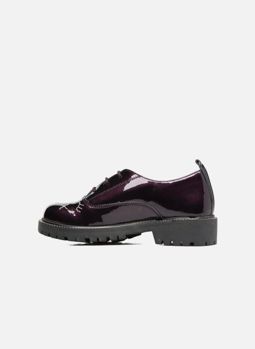 Zapatos con cordones Gioseppo 41567 Violeta      vista de frente