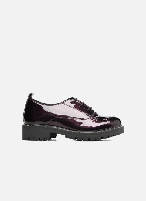 Zapatos con cordones Gioseppo 41567 Violeta      vistra trasera