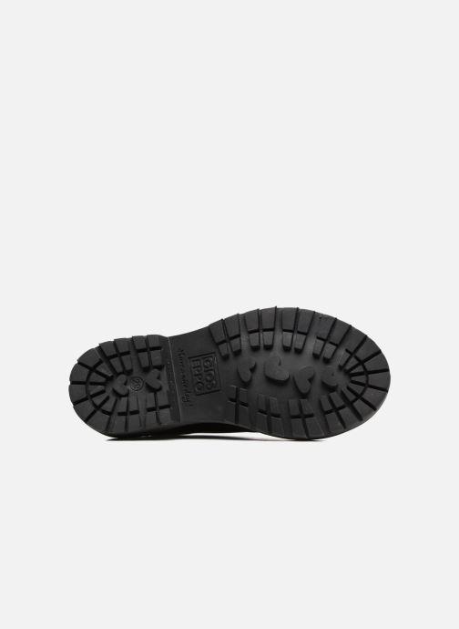 Zapatos con cordones Gioseppo 41567 Violeta      vista de arriba
