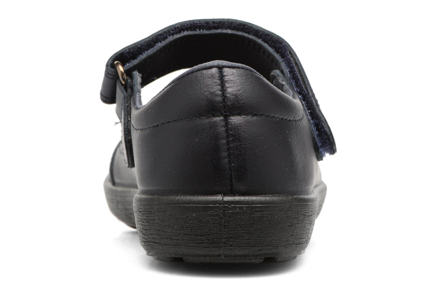 Ballet pumps Gioseppo ALPHA Blue view from the right