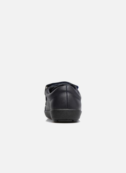 Chaussures à scratch Gioseppo NEWTON Bleu vue droite