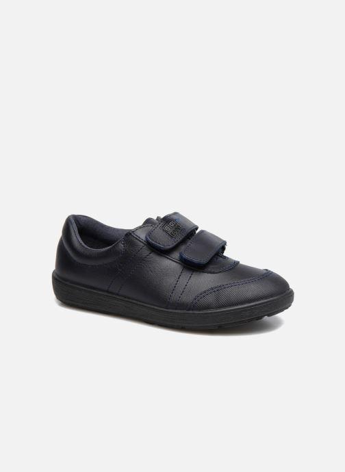 Chaussures à scratch Gioseppo NEWTON Bleu vue détail/paire