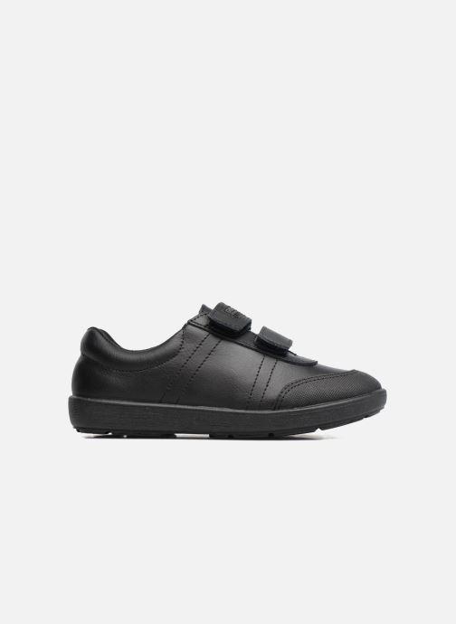 Zapatos con velcro Gioseppo NEWTON Negro vistra trasera