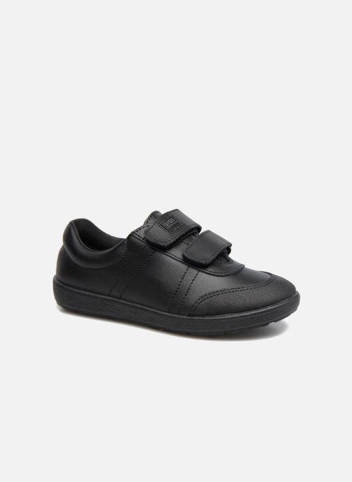 Chaussures à scratch Gioseppo NEWTON Noir vue détail/paire