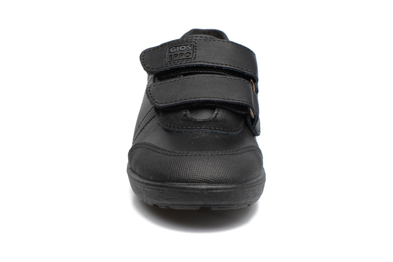 mit Klettverschluss Gioseppo NEWTON schwarz schuhe getragen