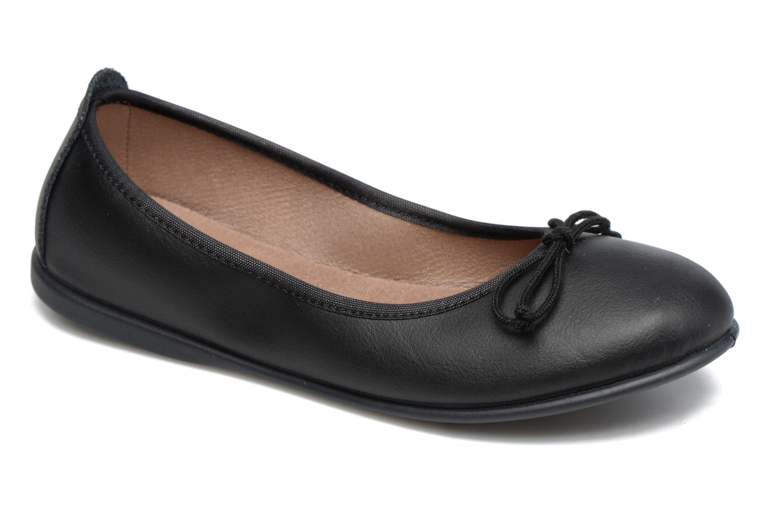 Ballet pumps Gioseppo VOLTAIRE Black detailed view/ Pair view
