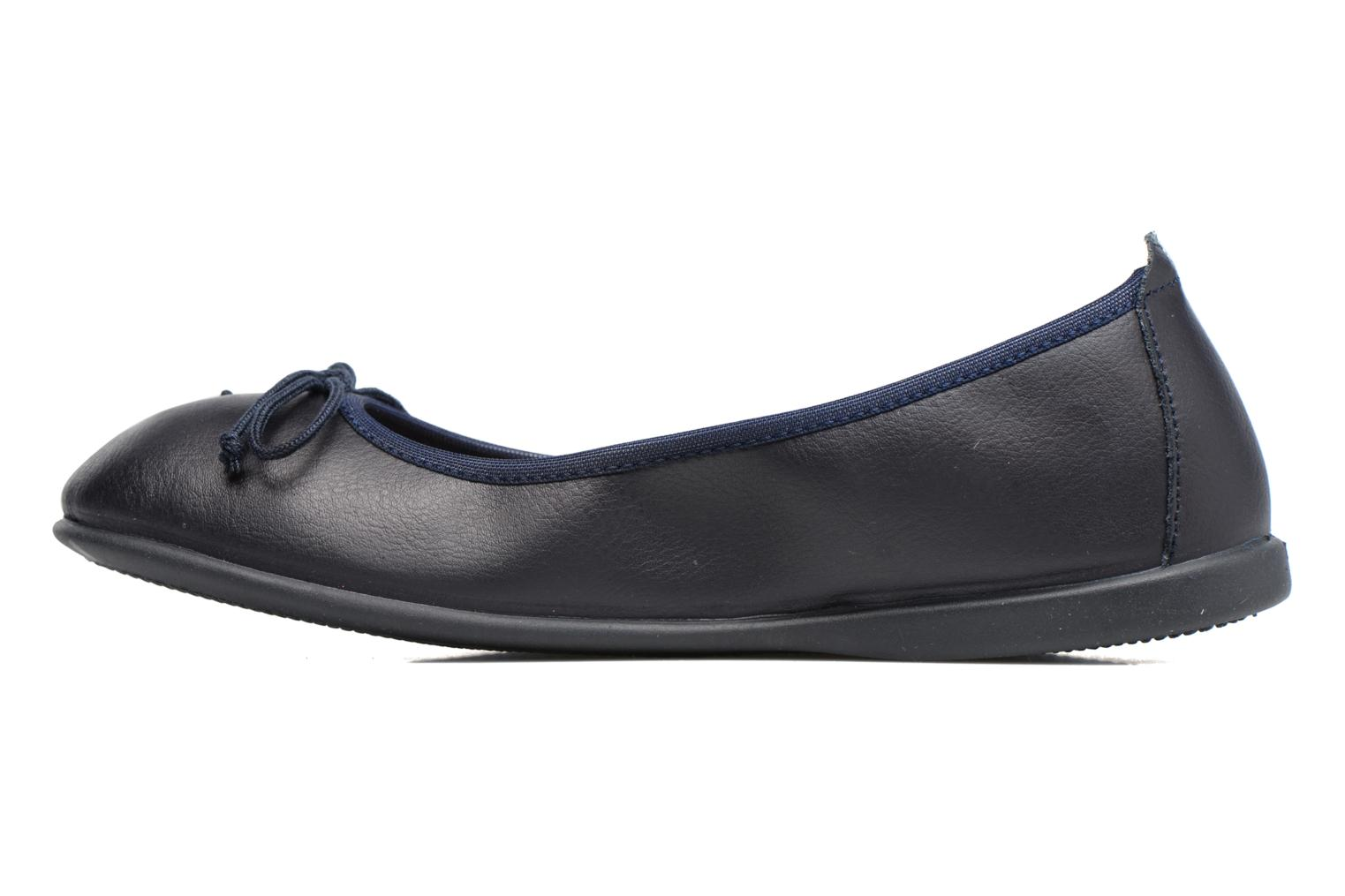 Ballet pumps Gioseppo VOLTAIRE Blue front view
