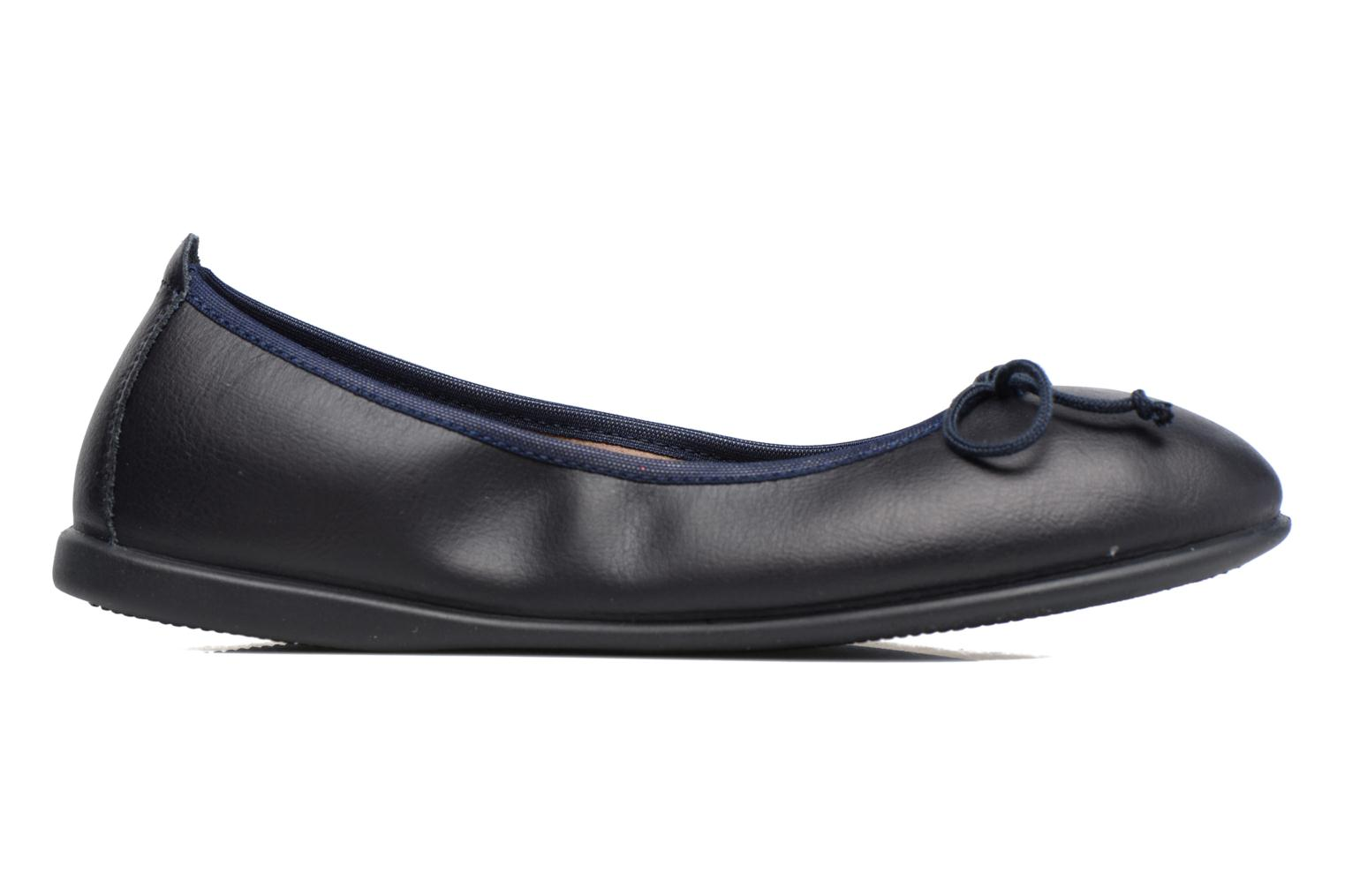 Ballet pumps Gioseppo VOLTAIRE Blue back view