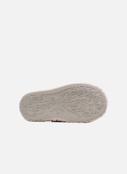 Pantofole Gioseppo 40755 Grigio immagine dall'alto