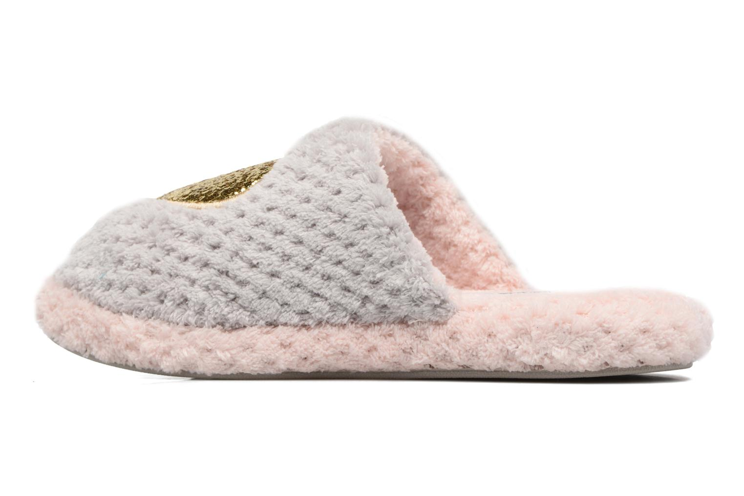 Chaussons Gioseppo 40755 Gris vue face