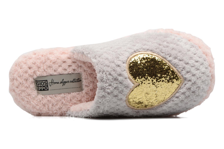 Pantofole Gioseppo 40755 Grigio immagine sinistra