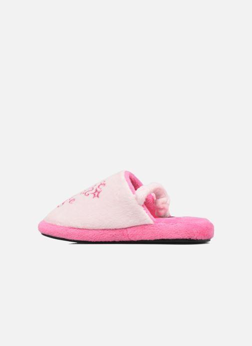 Hausschuhe Gioseppo 40773 rosa ansicht von vorne