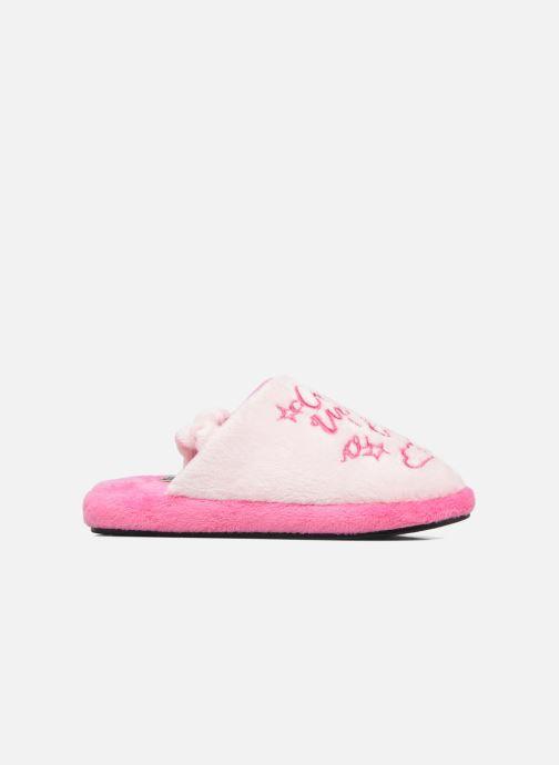 Hausschuhe Gioseppo 40773 rosa ansicht von hinten