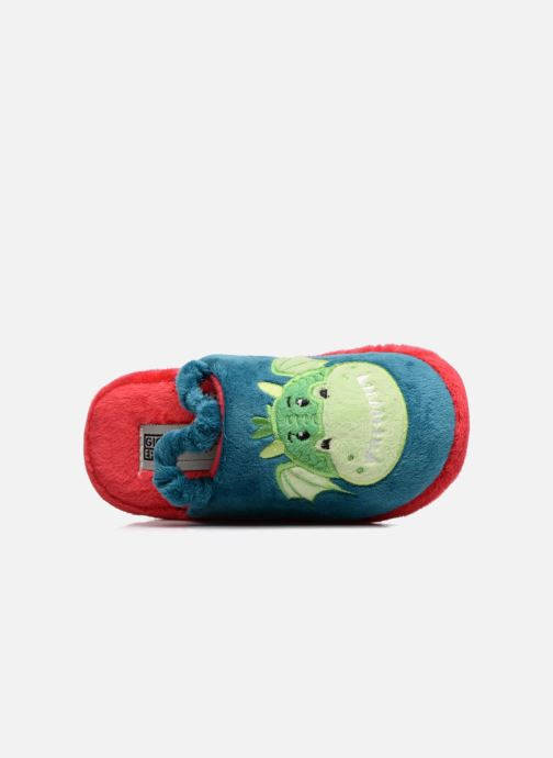 Pantoffels Gioseppo 40740 Blauw links