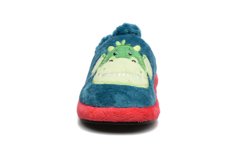 Chaussons Gioseppo 40740 Bleu vue portées chaussures