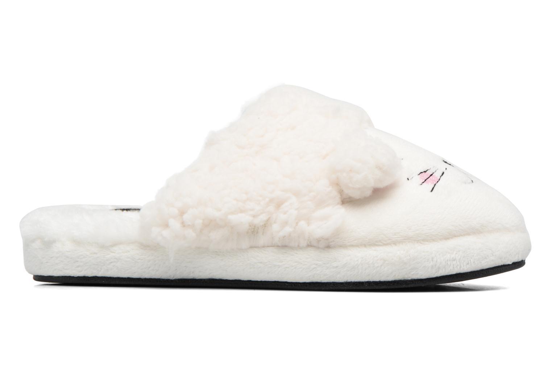 Pantofole Gioseppo 40948 Bianco immagine posteriore