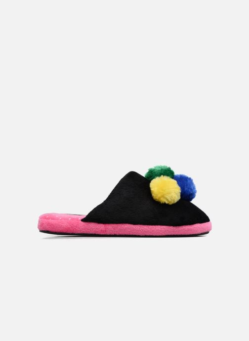 Slippers Gioseppo 40732 Black back view