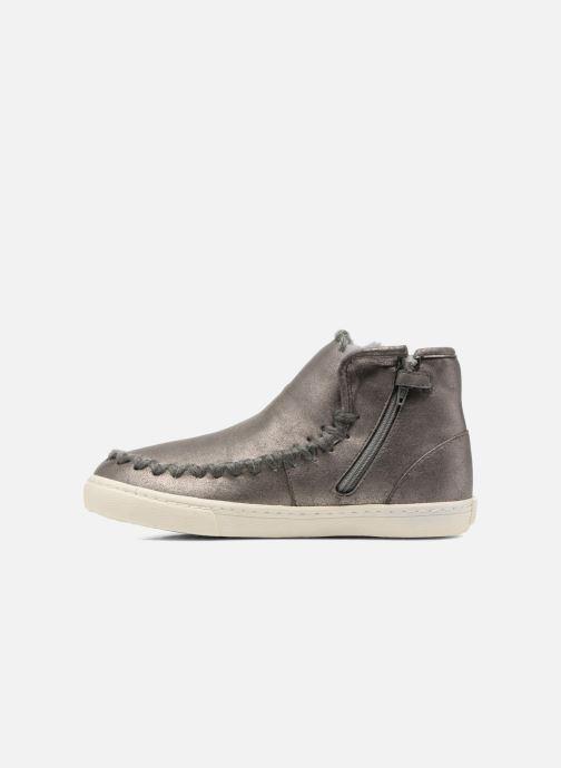 Boots en enkellaarsjes Gioseppo 41795 Zilver voorkant