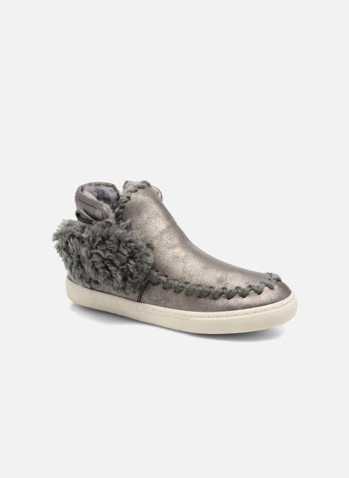 Bottines et boots Gioseppo 41795 Argent vue détail/paire