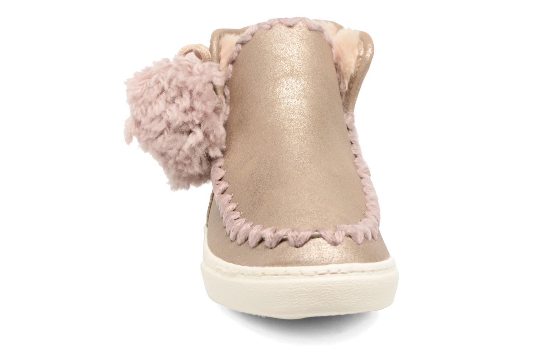 Stiefeletten & Boots Gioseppo 41795 gold/bronze schuhe getragen