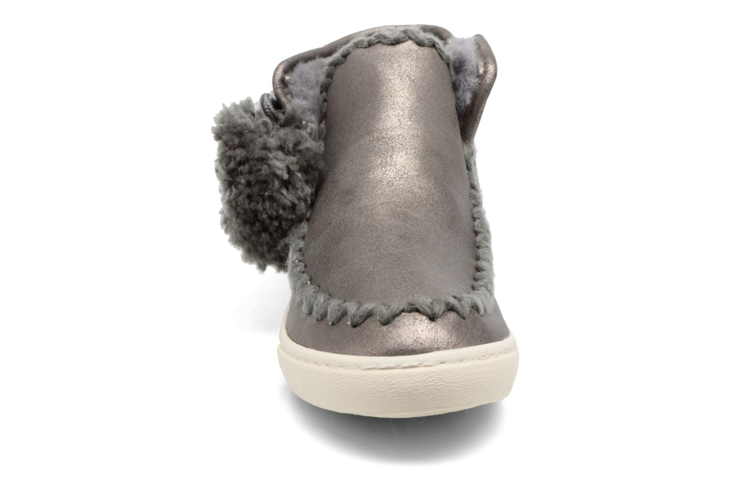 Ankle boots Gioseppo 41795 Silver model view
