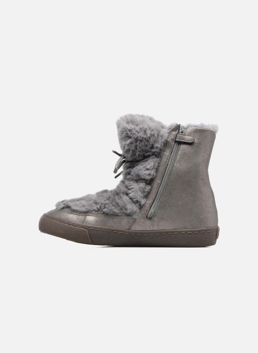 Boots & wellies Gioseppo 41860 Grey front view
