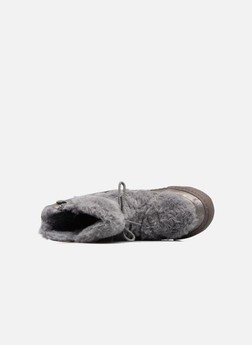 Stiefel Gioseppo 41860 grau ansicht von links