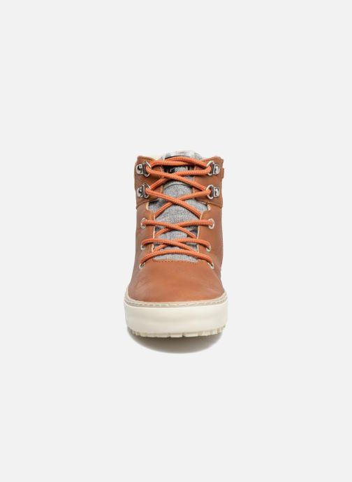 Stiefeletten & Boots Gioseppo 41759 braun schuhe getragen
