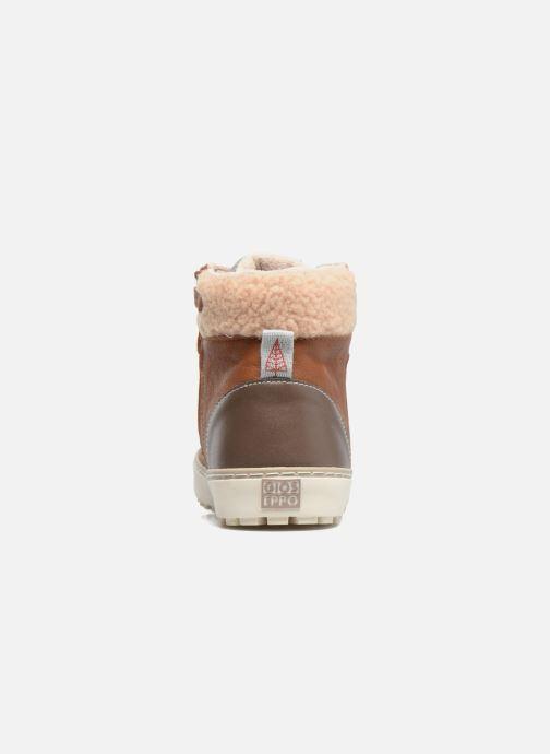 Stiefeletten & Boots Gioseppo 41759 braun ansicht von rechts