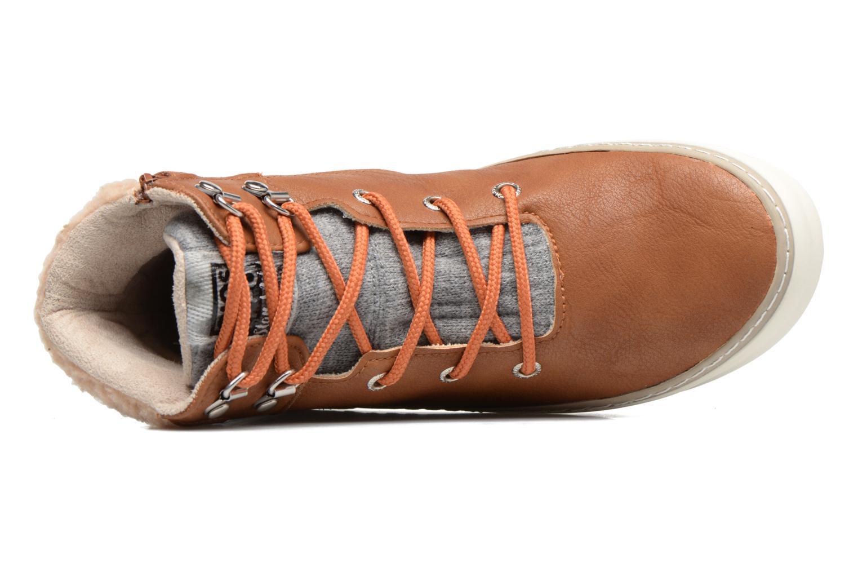 Boots en enkellaarsjes Gioseppo 41759 Bruin links