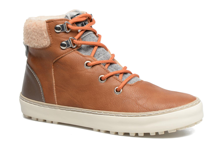 Boots en enkellaarsjes Gioseppo 41759 Bruin detail