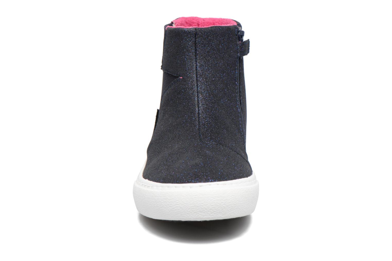 Stiefeletten & Boots Gioseppo 41813 blau schuhe getragen