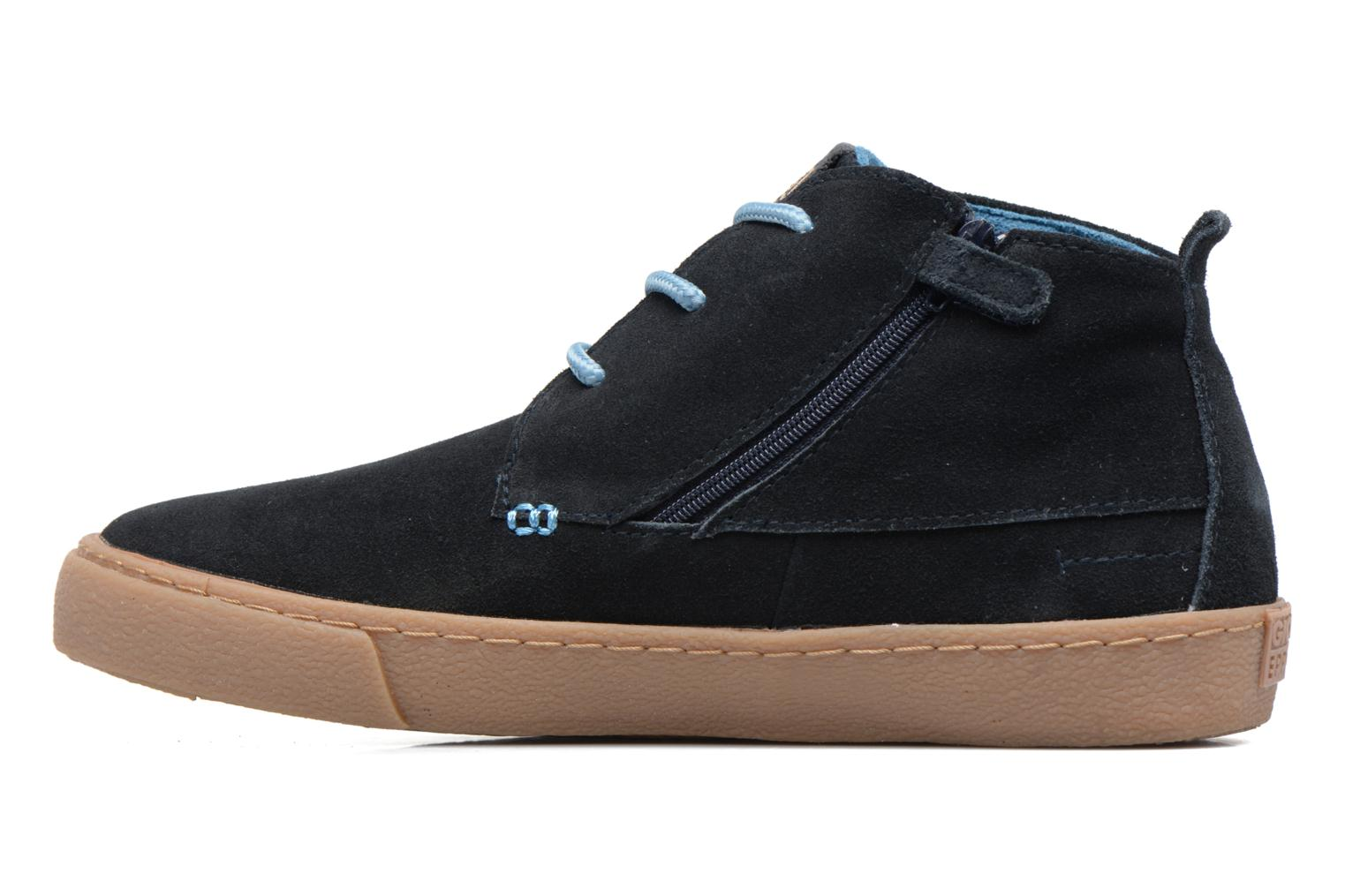 Trainers Gioseppo 41768 Blue front view