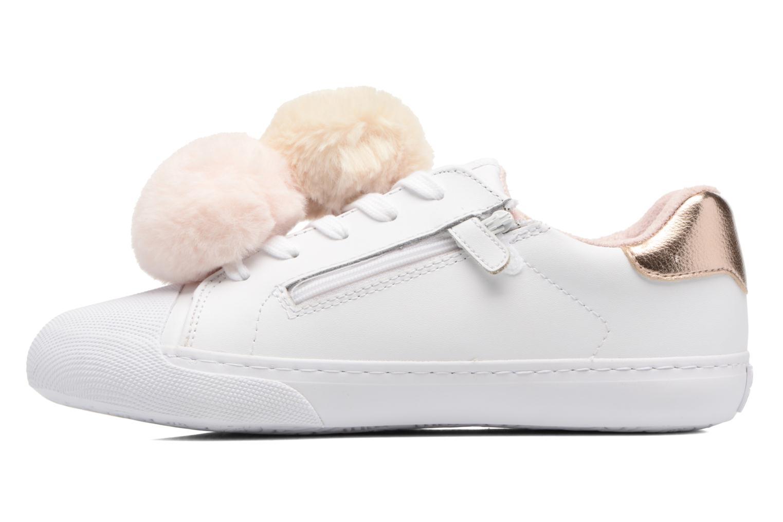 Sneaker Gioseppo 41875 weiß ansicht von vorne