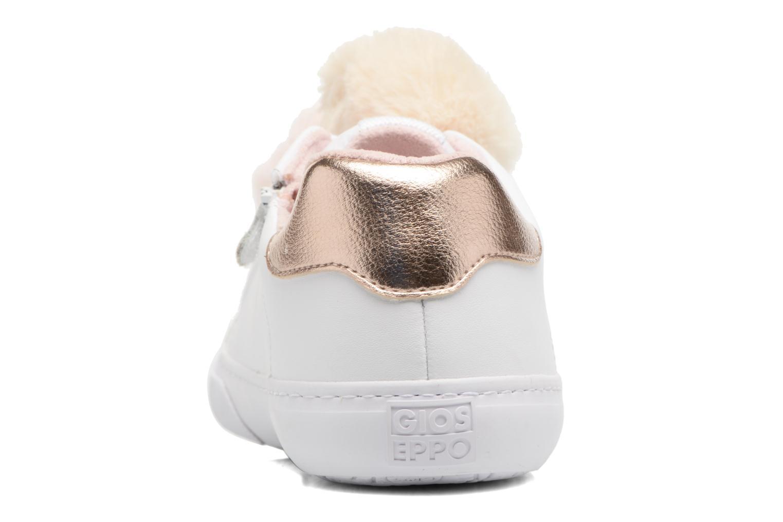 Sneaker Gioseppo 41875 weiß ansicht von rechts