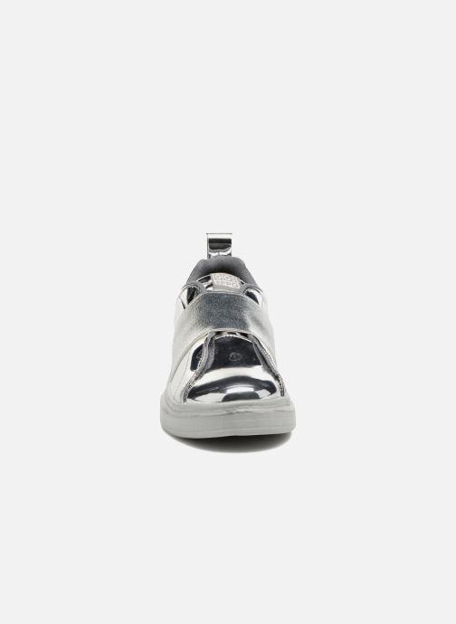 Baskets Gioseppo 41884 Argent vue portées chaussures