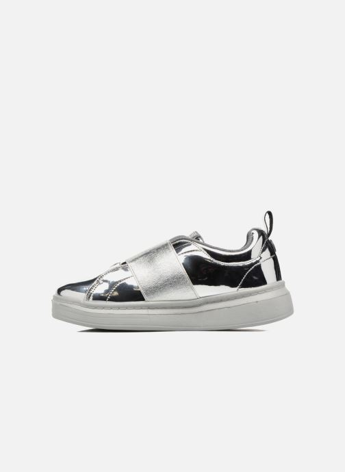 Sneakers Gioseppo 41884 Argento immagine frontale