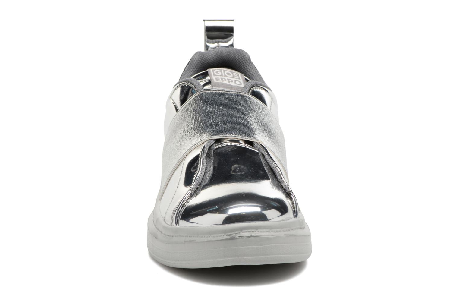 Trainers Gioseppo 41884 Silver model view