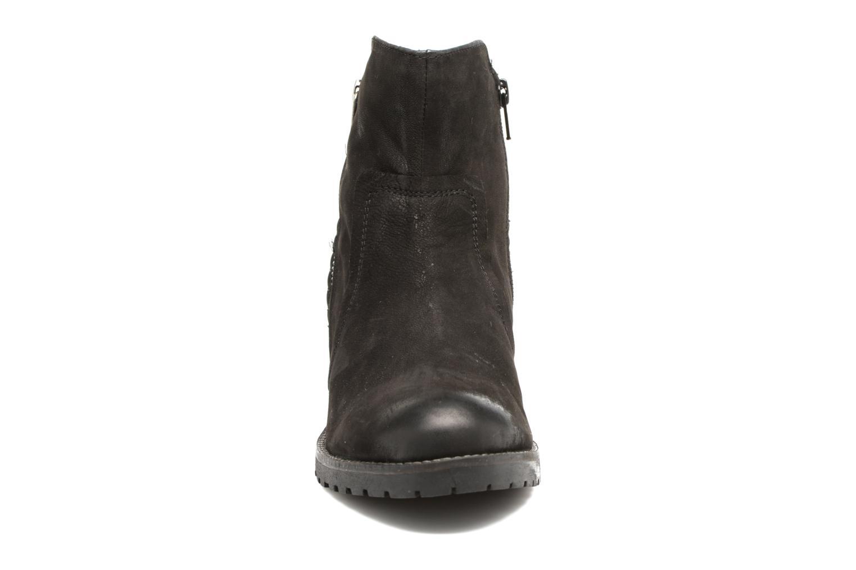 Bottines et boots Kickers ARMEN Noir vue portées chaussures
