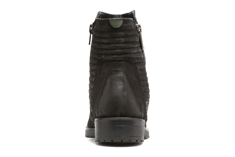 Bottines et boots Kickers ARMEN Noir vue droite