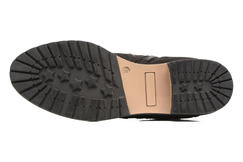 Bottines et boots Kickers ARMEN Noir vue haut