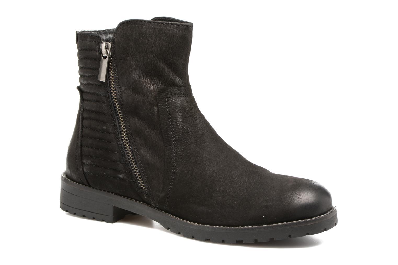 Bottines et boots Kickers ARMEN Noir vue détail/paire
