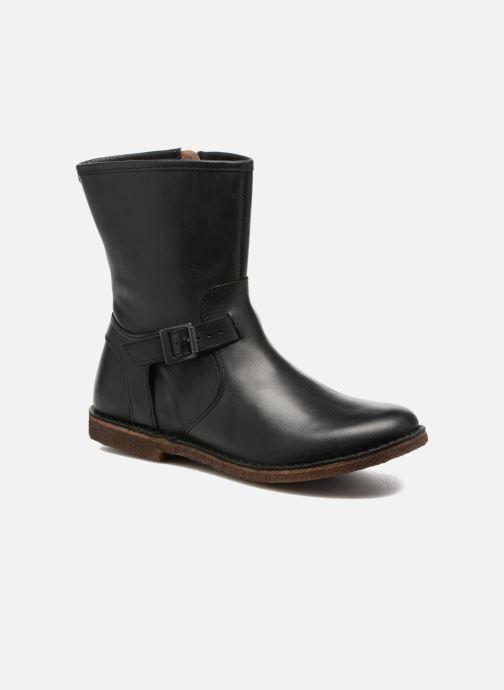 Kickers CREEK (Noir) Bottines et boots chez Sarenza (305458)